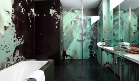 Adelphi Hotel Bathroom in Melbourne