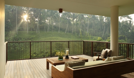 Overview rooms suites deals made by originals for Design hotel ubud