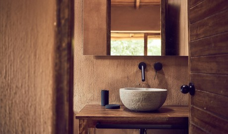 Andenia Bathroom Details in Sacred Valley