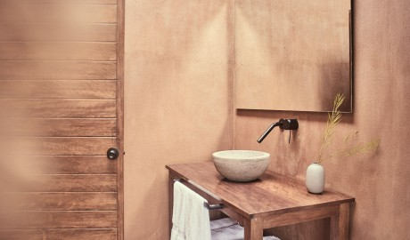Andenia Bathroom Interior Design in Sacred Valley