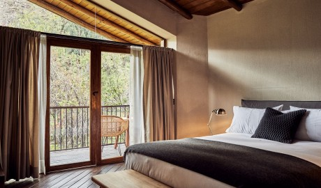 Andenia Guestroom Interior Design in Sacred Valley