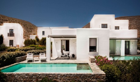 Anemi Hotel House on Folegandros Island