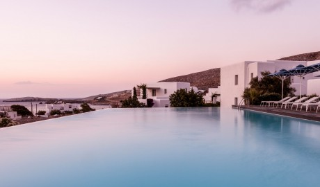 Anemi Hotel View on Folegandros Island