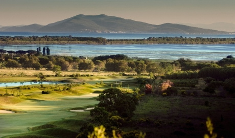 Argentario Resort Golf And Spa Golf Area Landscape M 28 R