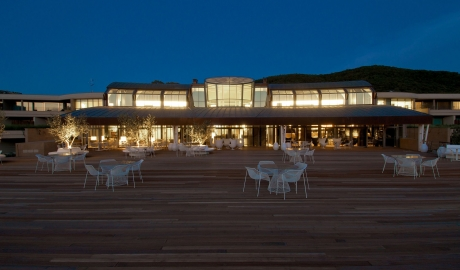 Argentario Resort Golf And Spa Terrace Architecture Night View M 24 R