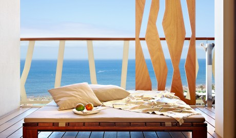 Bohemia Suites and Spa Balcony Guestroom in Gran Canaria