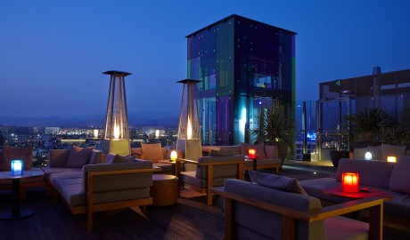 Bohemia Suites and Spa Rooftop in Playa del Ingles