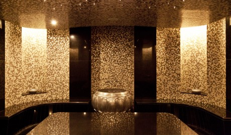 Bohemia Suites and Spa Sauna in Gran Canaria