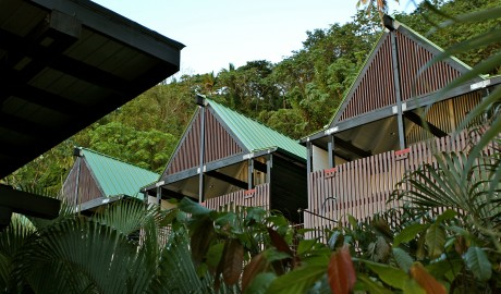 Boucan by Hotel Chocolat Exterior in Soufriere