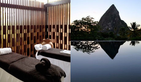 Boucan by Hotel Chocolat Spa in Soufriere