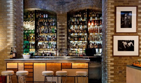 Boundary Bar Interior in London
