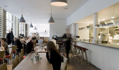 Boundary Dining in London