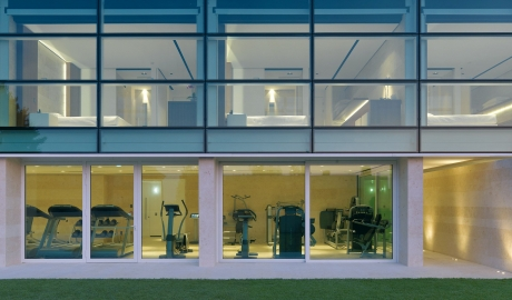 C Hotel and Spa Fitness in Cassago Brianza