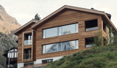 Cervo Mountain Boutique Resort Private Villa in Zermatt