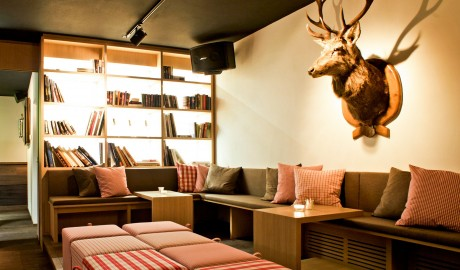 Cervo Mountain Boutique Resort Books in Zermatt