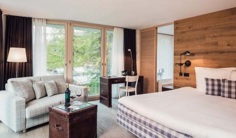 Cervo Mountain Boutique Resort Guestroom in Zermatt