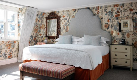 Charlotte Street Hotel Boutique Suite In London