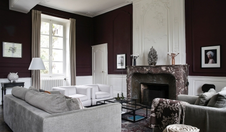 Chateau de la Resle Couches in Burgundy