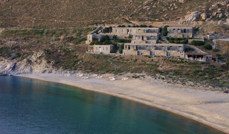 Coco-Mat Eco Residences Serifos Overview in Greece