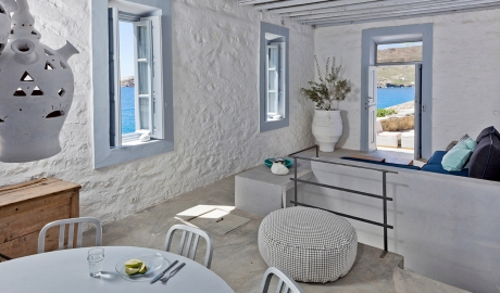 Coco-Mat Eco Residences Serifos Room in Greece