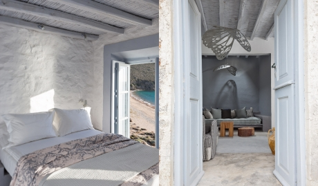 Coco-Mat Eco Residences Serifos Design in Greece
