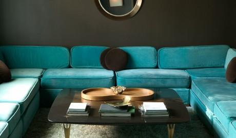 Condesa DF Coffee Table in Mexico City