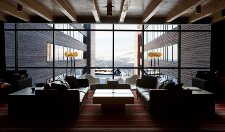 Copperhill Mountain Lodge Lounge M 02 R