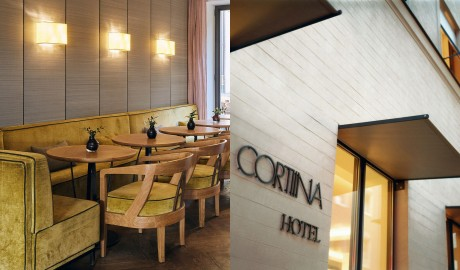 Cortiina Hotel Interior in Munich