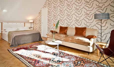 Cortiina Hotel Suite in Munich