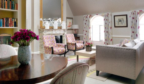 Covent Garden Hotel Suite in London