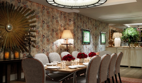 Crosby Street Hotel Private Dining in New York City