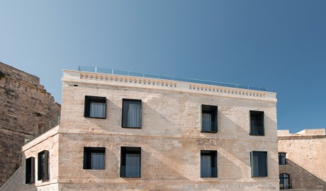 Cugo Gran Macina Grand Harbour Windows in Senglea