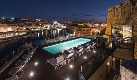 Cugo Gran Macina Grand Harbour City View in Senglea