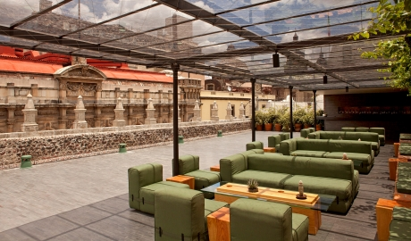 Downtown Mexico Terrace M 02 R