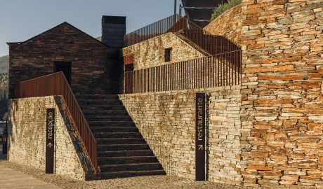 Duoro 41 Hotel and Spa Architecture in Castelo de Paiva