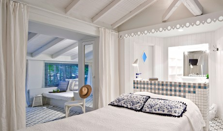 Ekies All Senses Resort Luxury Suite in Halkidiki