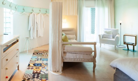 Ekies All Senses Resort Interior Design in Halkidiki