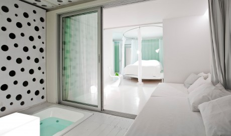 Ekies All Senses Resort Junior Suite in Halkidiki