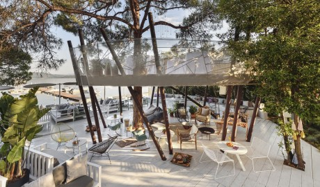 Ekies All Senses Resort Treehouse in Halkidiki