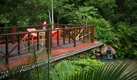 El Otro Lado Terrace Jungle View M 15 R