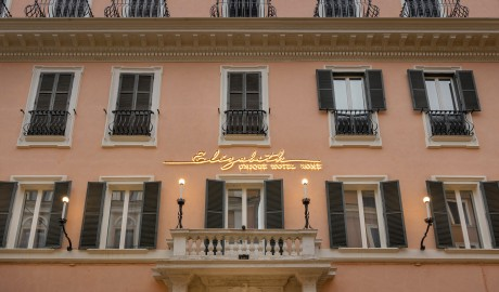 Elizabeth Unique Hotel Exterior in Rome