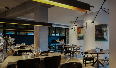 Elma Arts Restaurant Interior Design M 04 R