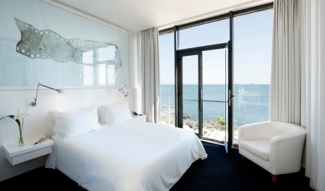 Farol Design Hotel Bedroom Interior Design Ocean View M 05 R 1