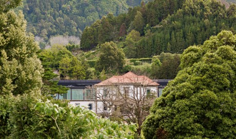 Furnas Boutique Hotel View in Sao Miguel