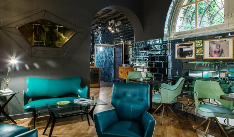 G rough rome italy design hotels for Design hotel roma