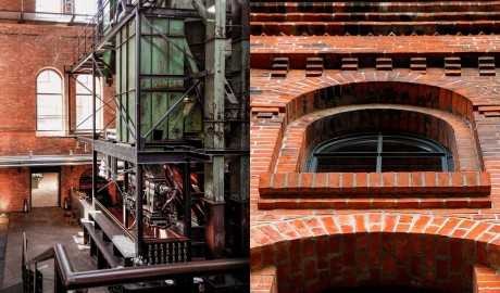 Gastwerk Architecture in Hamburg