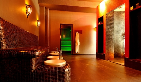 Gastwerk Hotel Hamburg Spa Area Sauna View M 02 R