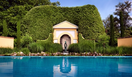 Giardino Ascona Swimmingpool in Switzerland