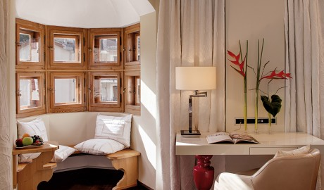 Giardino Mountain Suite in St. Moritz