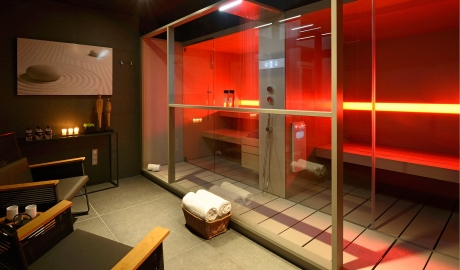 Grand Hotel Central Sauna in Barcelona